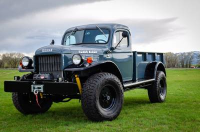 Legacy Classic Trucks Inventory - 1952 Dodge Power Wagon - Image 9