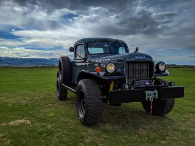 Legacy Classic Trucks Inventory - 1952 Dodge Power Wagon - Image 14