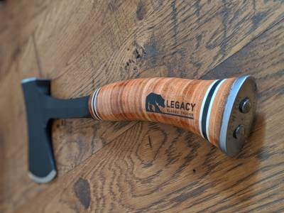 Legacy Classic Trucks Lifestyle & Apparel - Special Edition Legacy Sportsman's Axe - by Estwing - Image 3