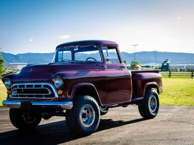 Legacy Classic Trucks Inventory - 1955 Chevy Napco 4x4 Conversion - Image 6