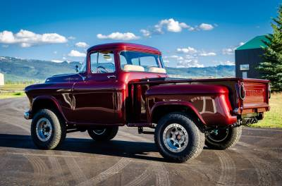Legacy Classic Trucks Inventory - 1955 Chevy Napco 4x4 Conversion - Image 7