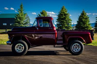 Legacy Classic Trucks Inventory - 1955 Chevy Napco 4x4 Conversion - Image 8
