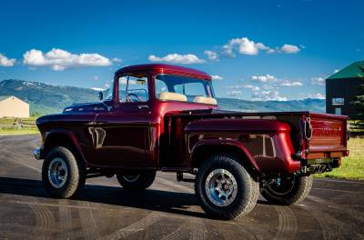 Legacy Classic Trucks Inventory - 1955 Chevy Napco 4x4 Conversion - Image 9