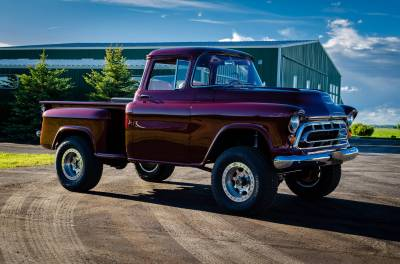 Legacy Classic Trucks Inventory - 1955 Chevy Napco 4x4 Conversion - Image 12