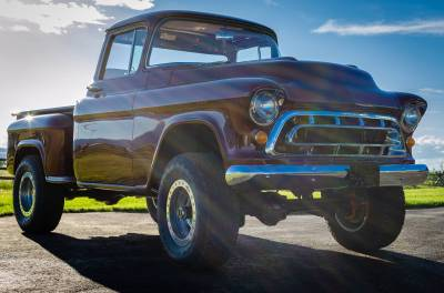Legacy Classic Trucks Inventory - 1955 Chevy Napco 4x4 Conversion - Image 18