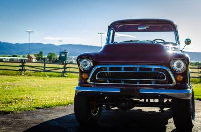 Legacy Classic Trucks Inventory - 1955 Chevy Napco 4x4 Conversion - Image 19
