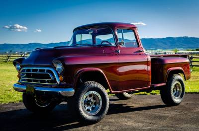 Legacy Classic Trucks Inventory - 1955 Chevy Napco 4x4 Conversion - Image 20