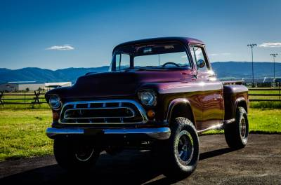 Legacy Classic Trucks Inventory - 1955 Chevy Napco 4x4 Conversion - Image 21