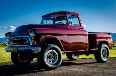 Legacy Classic Trucks Inventory - 1955 Chevy Napco 4x4 Conversion - Image 22