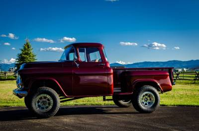 Legacy Classic Trucks Inventory - 1955 Chevy Napco 4x4 Conversion - Image 23