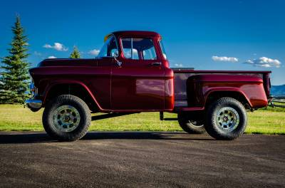 Legacy Classic Trucks Inventory - 1955 Chevy Napco 4x4 Conversion - Image 24