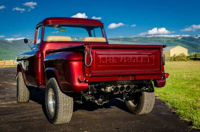 Legacy Classic Trucks Inventory - 1955 Chevy Napco 4x4 Conversion - Image 25