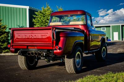 Legacy Classic Trucks Inventory - 1955 Chevy Napco 4x4 Conversion - Image 28