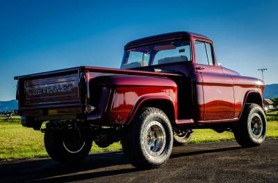 Legacy Classic Trucks Inventory - 1955 Chevy Napco 4x4 Conversion - Image 66