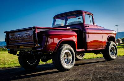 Legacy Classic Trucks Inventory - 1955 Chevy Napco 4x4 Conversion - Image 67