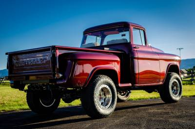 Legacy Classic Trucks Inventory - 1955 Chevy Napco 4x4 Conversion - Image 68