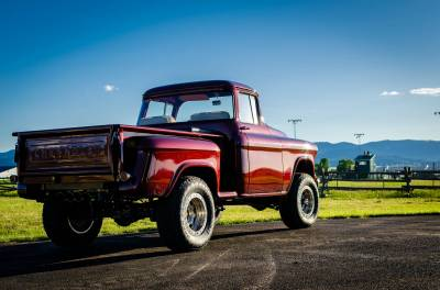 Legacy Classic Trucks Inventory - 1955 Chevy Napco 4x4 Conversion - Image 69
