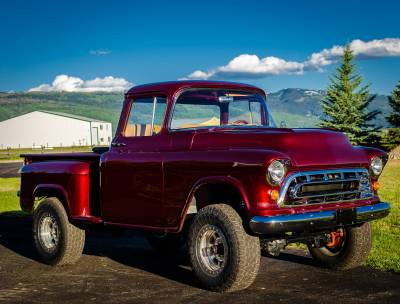 Legacy Classic Trucks Inventory - 1955 Chevy Napco 4x4 Conversion - Image 70