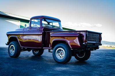 Legacy Classic Trucks Inventory - 1955 Chevy Napco 4x4 Conversion - Image 76