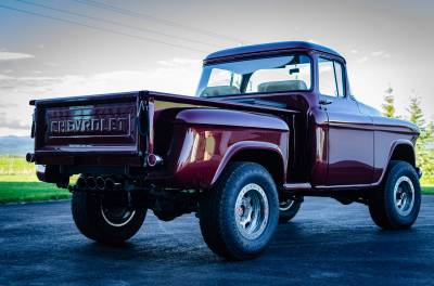 Legacy Classic Trucks Inventory - 1955 Chevy Napco 4x4 Conversion - Image 78
