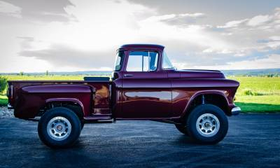 Legacy Classic Trucks Inventory - 1955 Chevy Napco 4x4 Conversion - Image 80