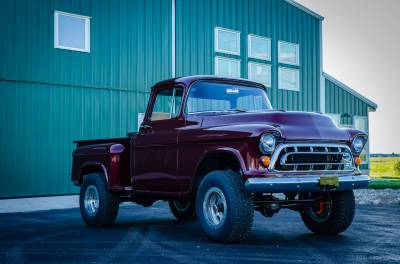 Legacy Classic Trucks Inventory - 1955 Chevy Napco 4x4 Conversion - Image 82