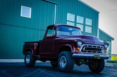 Legacy Classic Trucks Inventory - 1955 Chevy Napco 4x4 Conversion - Image 83