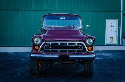 Legacy Classic Trucks Inventory - 1955 Chevy Napco 4x4 Conversion - Image 91