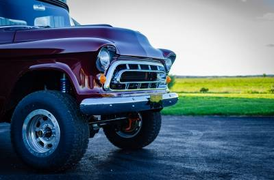 Legacy Classic Trucks Inventory - 1955 Chevy Napco 4x4 Conversion - Image 107