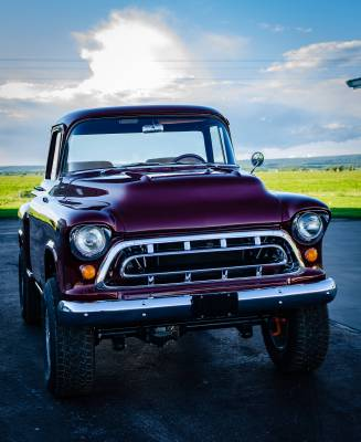 Legacy Classic Trucks Inventory - 1955 Chevy Napco 4x4 Conversion - Image 116