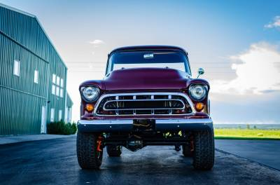 Legacy Classic Trucks Inventory - 1955 Chevy Napco 4x4 Conversion - Image 124