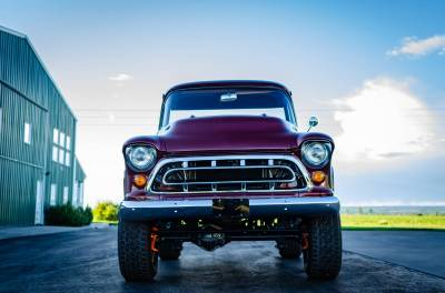 Legacy Classic Trucks Inventory - 1955 Chevy Napco 4x4 Conversion - Image 125