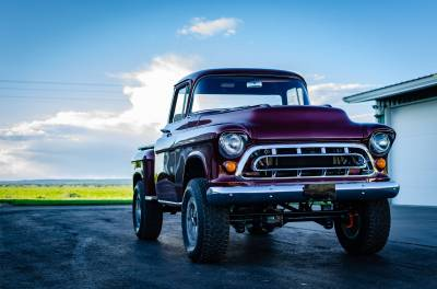 Legacy Classic Trucks Inventory - 1955 Chevy Napco 4x4 Conversion - Image 126