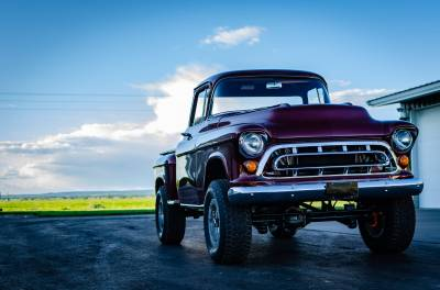Legacy Classic Trucks Inventory - 1955 Chevy Napco 4x4 Conversion - Image 127