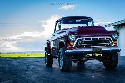 Legacy Classic Trucks Inventory - 1955 Chevy Napco 4x4 Conversion - Image 128
