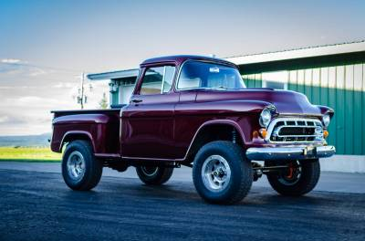 Legacy Classic Trucks Inventory - 1955 Chevy Napco 4x4 Conversion - Image 131