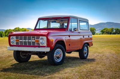 Legacy Classic Trucks Inventory - 1974 Ford Bronco - Original - Image 1