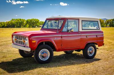 Legacy Classic Trucks Inventory - 1974 Ford Bronco - Original - Image 2