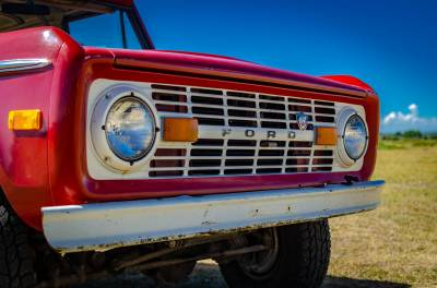 Legacy Classic Trucks Inventory - 1974 Ford Bronco - Original - Image 10