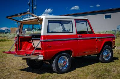 Legacy Classic Trucks Inventory - 1974 Ford Bronco - Original - Image 67