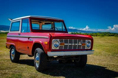Legacy Classic Trucks Inventory - 1974 Ford Bronco - Original - Image 68