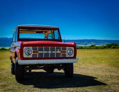 Legacy Classic Trucks Inventory - 1974 Ford Bronco - Original - Image 69