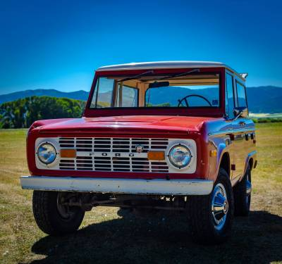 Legacy Classic Trucks Inventory - 1974 Ford Bronco - Original - Image 70