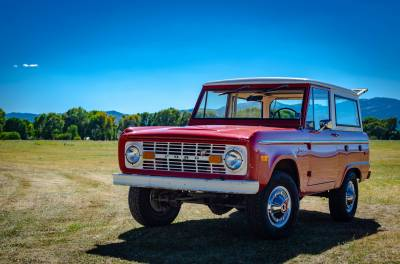 Legacy Classic Trucks Inventory - 1974 Ford Bronco - Original - Image 71