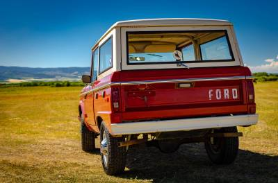 Legacy Classic Trucks Inventory - 1974 Ford Bronco - Original - Image 75