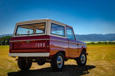 Legacy Classic Trucks Inventory - 1974 Ford Bronco - Original - Image 77