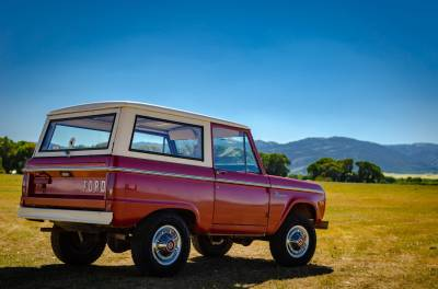 Legacy Classic Trucks Inventory - 1974 Ford Bronco - Original - Image 78
