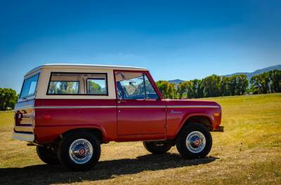 Legacy Classic Trucks Inventory - 1974 Ford Bronco - Original - Image 79