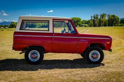 Legacy Classic Trucks Inventory - 1974 Ford Bronco - Original - Image 80