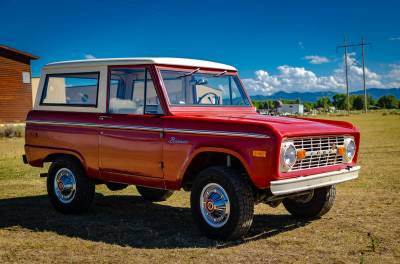 Legacy Classic Trucks Inventory - 1974 Ford Bronco - Original - Image 81